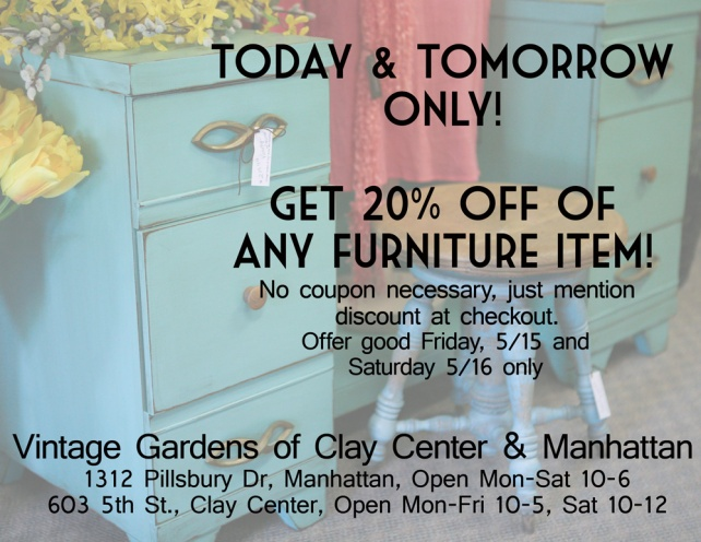 Weekend Promo Furniture