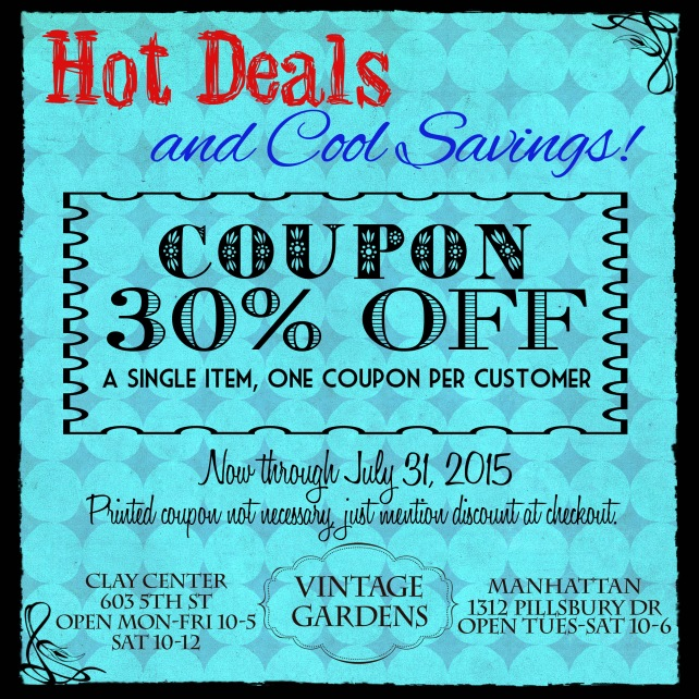 Coupon July